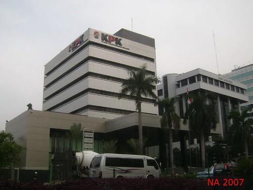 Gedung KPK by Kelana Nusantara