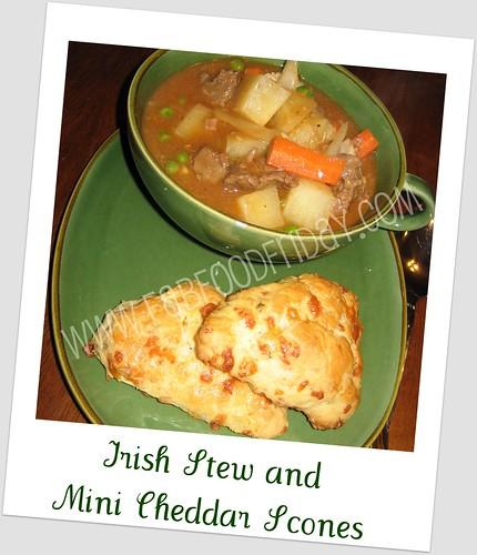 Irish recipe: Irish Stew