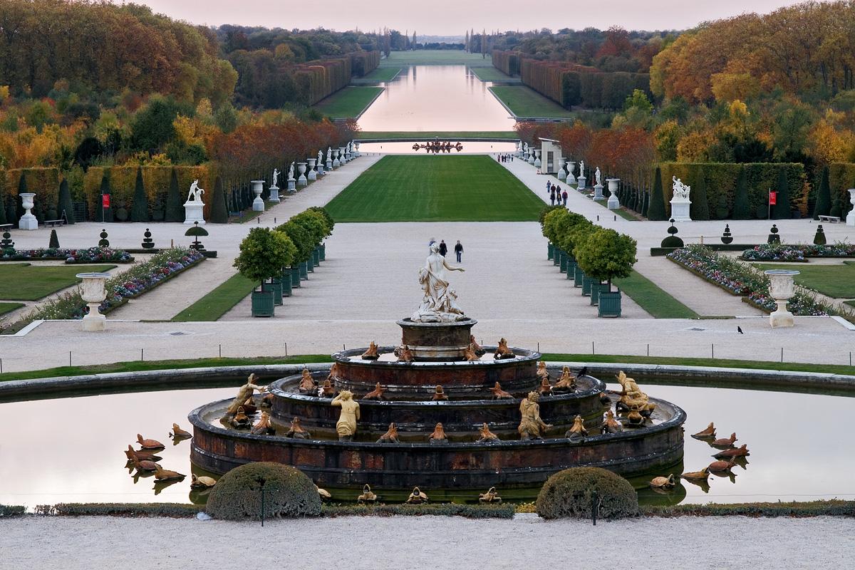 Αποτέλεσμα εικόνας για versailles autumn