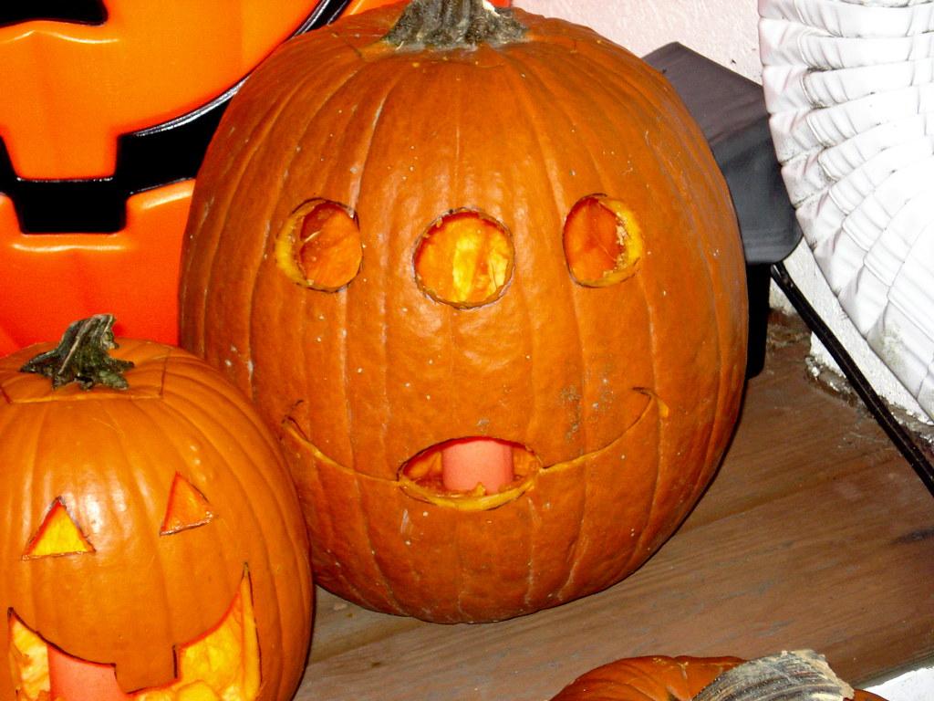 Jamie's Pumpkin