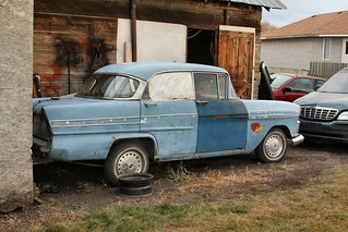 1960 Envoy - Canadian only version of Vauxhall Victor