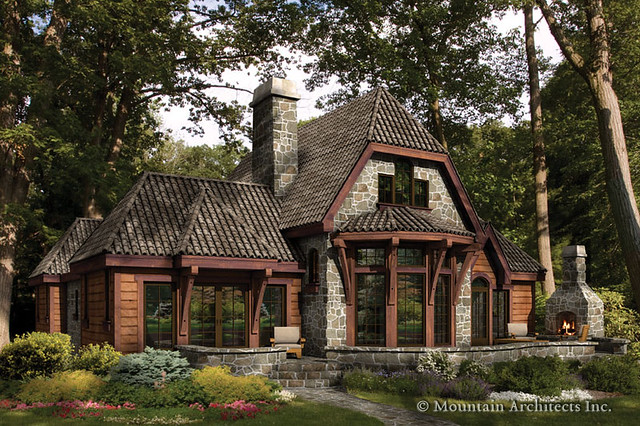 Rustic Luxury Log Cabins The Trian Flickr Photo Sharing