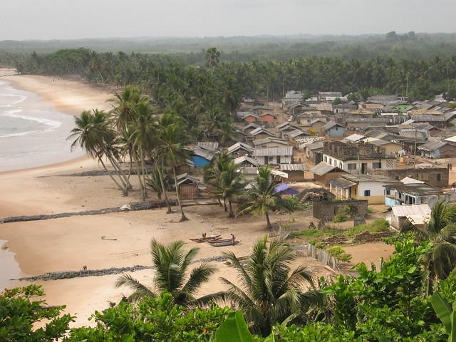 PrincesTown, Ghana