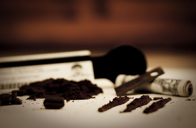 SOY ADICTO...  (Coffee addict)