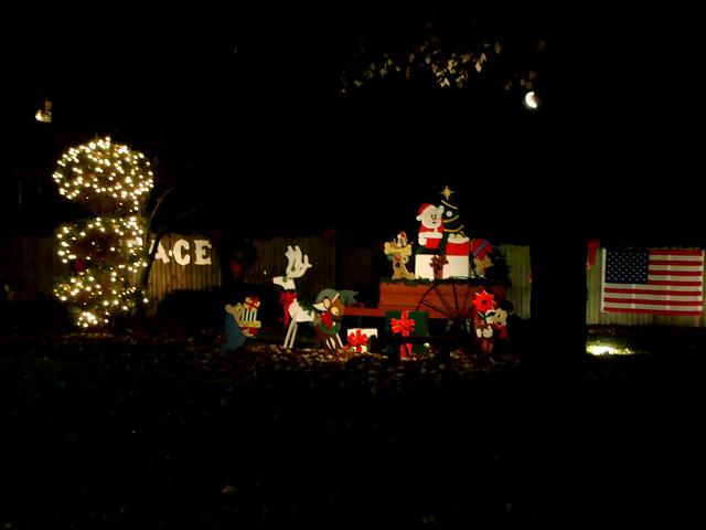 Christmas Lights In North Carolina
