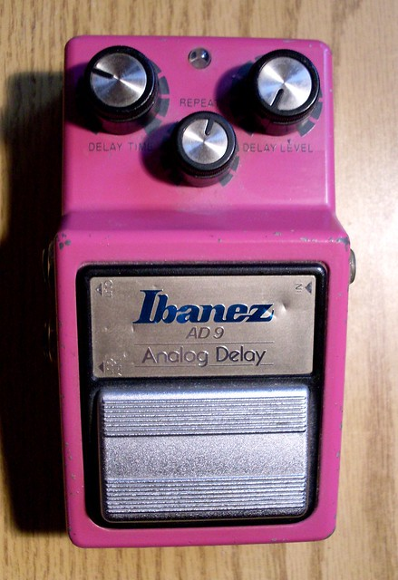 Photo:Vintage Ibanez AD-9 By Roadside Guitars