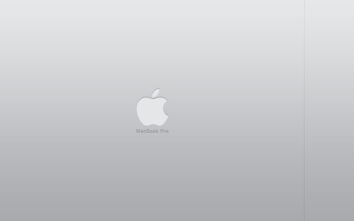 MAC Book Pro Desktop Background  - Light