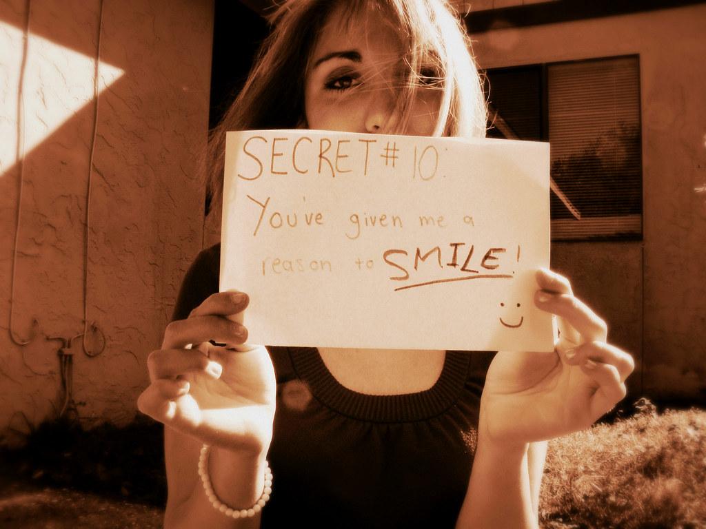 Secret #10.