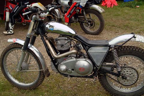 NSU Vintage Classic Trial Sport (c) 2005 Бернхард Эггер :: ru-moto images 428