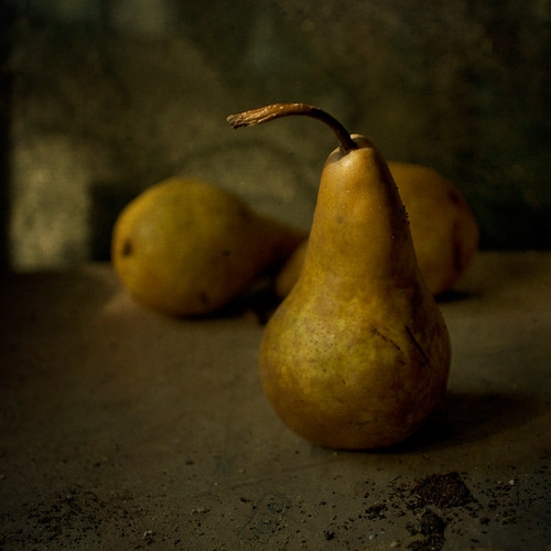 The return of the pears