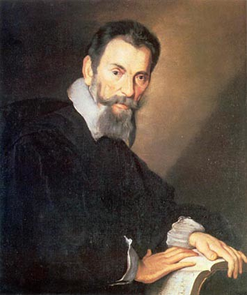 A biography of claudio giovanni antonio monteverdi