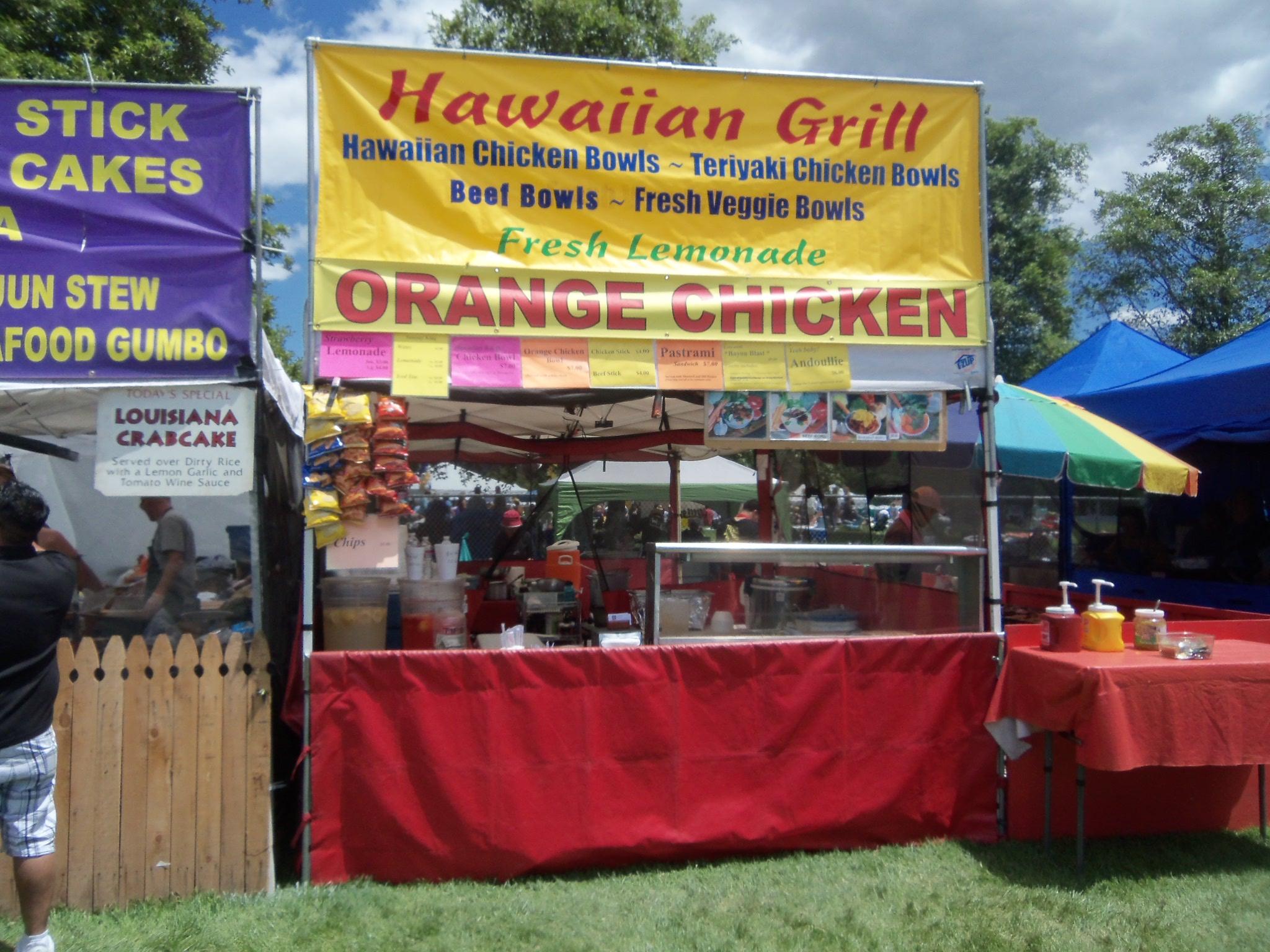 Cajun Food Festival Simi Valley