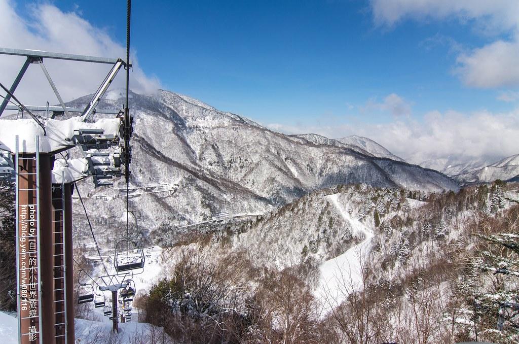 2014.奧飛驒平湯溫泉滑雪場