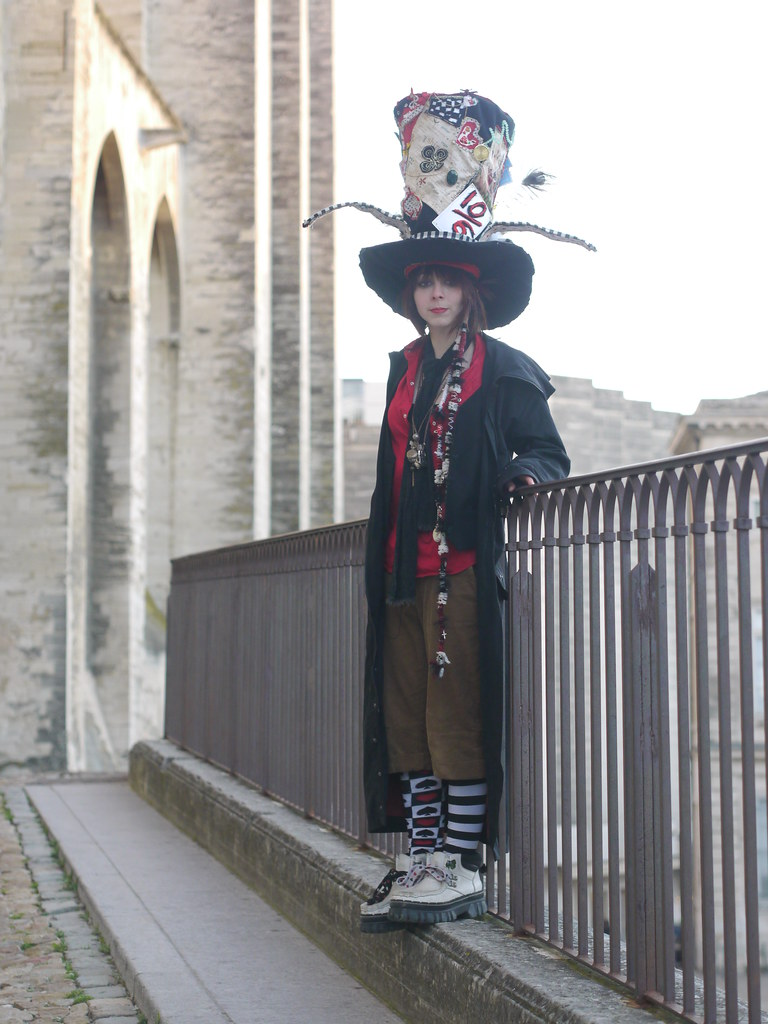related image - Sortie Cosplay Avignon - 2014-02-22- P1780408