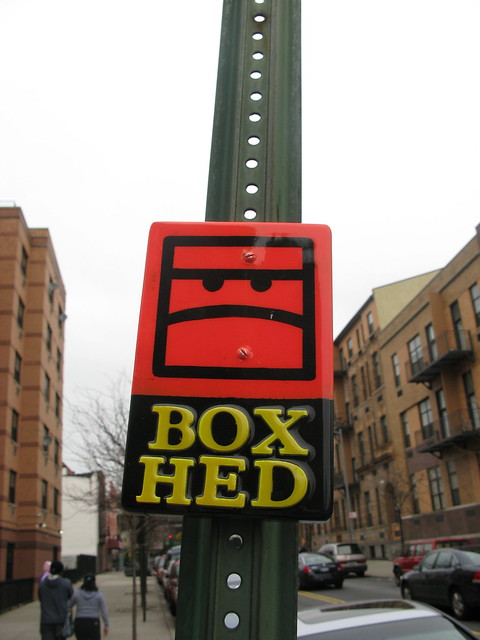 box hed