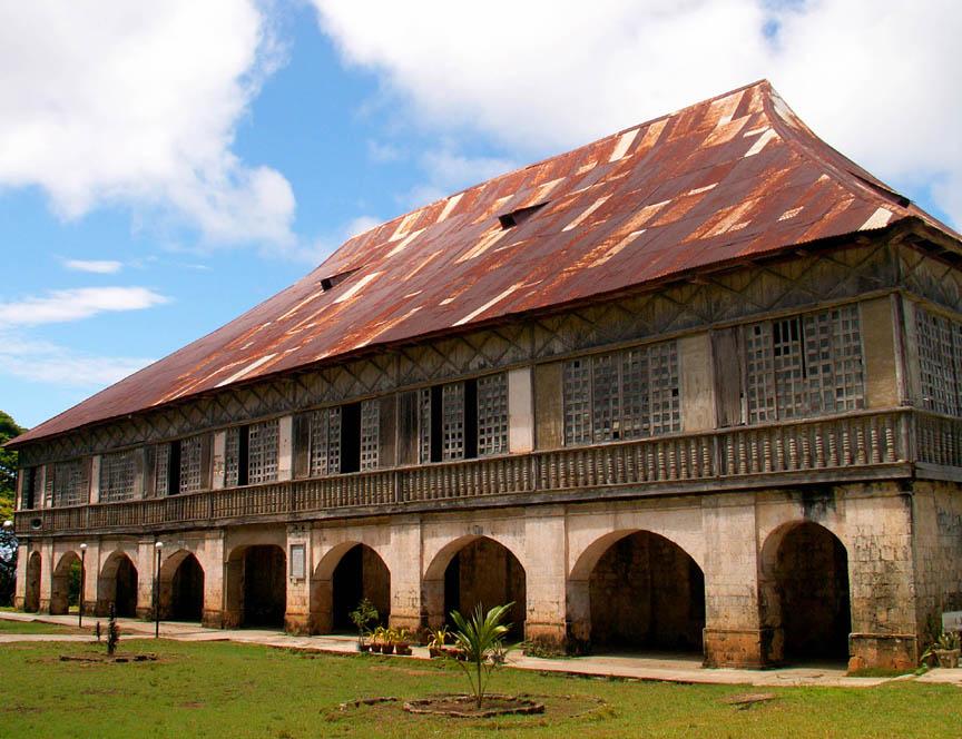 Lazi Church Convent
