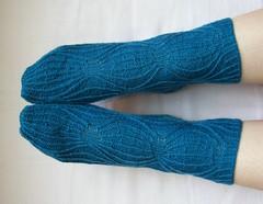 Riptide Socks