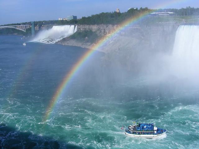 chutes du Niagara / Niagara Falls