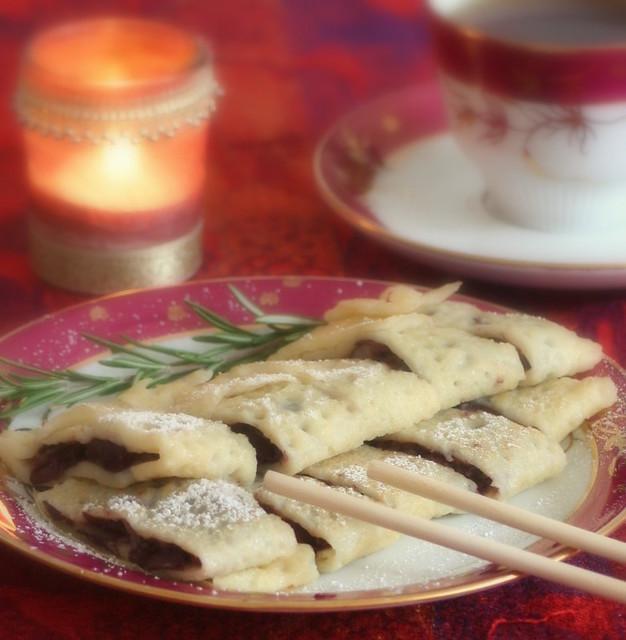 Red Bean Pancakes   Flickr - Photo Sharing!