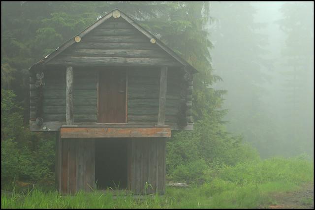 hiking in the fog 3