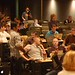Bell Harbor crazy Gnomedex 8.0 laptop panorama 2008 by Derek K. Miller
