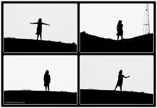 Posing Silhouettes
