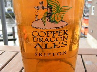 Copper Dragon, Challenger IPA, England