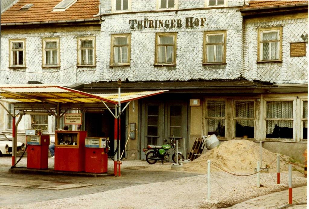 Hotel Thuringer Hof Sommerda
