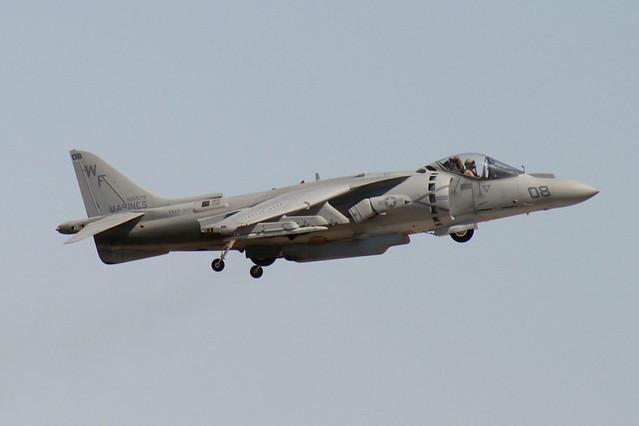 AV-8B+ Harrier II, BuNo 165579, VMA-513 Flying Nightmares