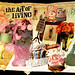 Altered Book The Art of Living by LauraOntheBrink