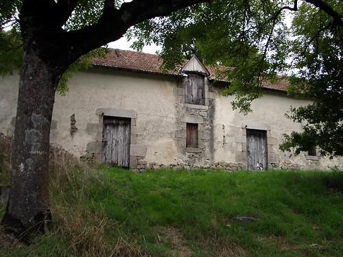 Barns at Les Granges, France
