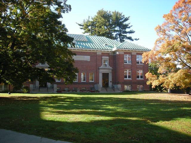 Vassar College Campus