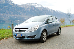 automobile(1.0), opel(1.0), family car(1.0), vehicle(1.0), city car(1.0), compact car(1.0), land vehicle(1.0), hatchback(1.0),