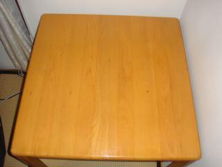Wooden Dining Table, Muji style, Made in Japan?MUJI????????????? : 4000 yen