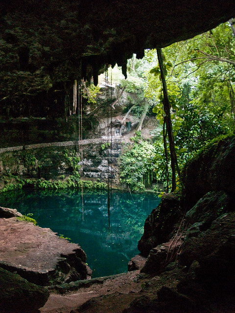 Cenote zac flickr photo sharing - Garden center valladolid ...