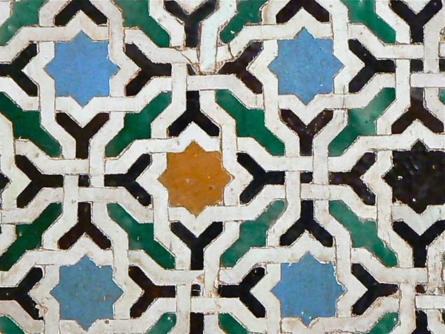 Alhambra Tiles 12