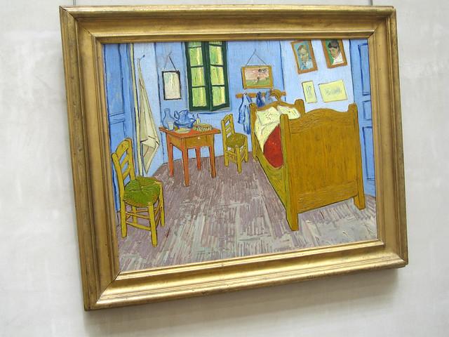 La chambre de van gogh arles por vincent van gogh flickr photo sharing for La chambre jaune a arles van gogh