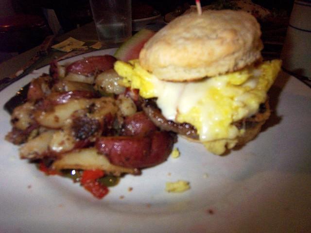 Best breakfast sandwich ever | Flickr - Photo Sharing!
