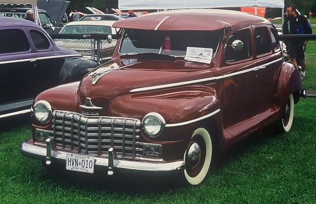 1948 dodge special deluxe 4 door canadian flickr for 1948 dodge 2 door sedan