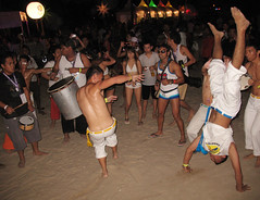 Do the Capoeira!