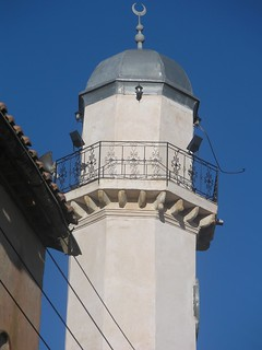 minaret mosquee hanafite