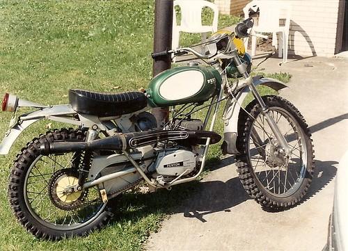 Vintage Penton Motorcycles