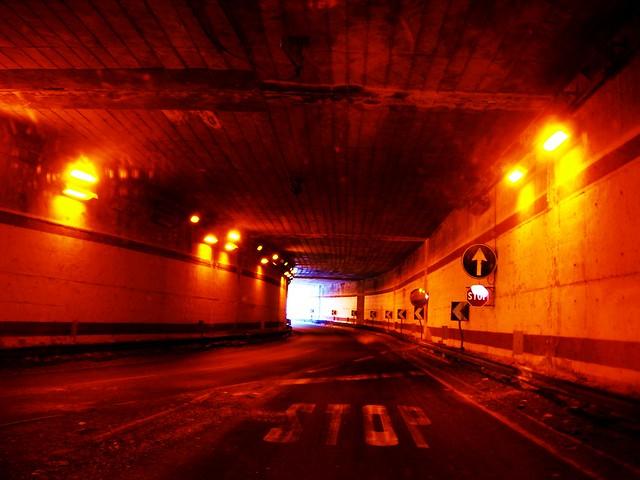Alla fine del tunnel