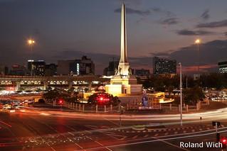 Bangkok - Victory Monument