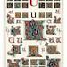 015-Letra U-Owen Jones Alphabet 1864- Copyright © 2010 Panteek.  All Rights Reserved