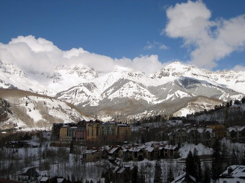 ski in ski out telluride lodging