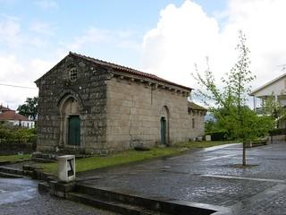 Image of Capela de Santo Abdão. portugal arte lima iglesia ponte igreja santo capilla capela aquitectura romanica correlha abdao
