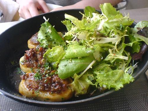 Pommes de terre farcies aux pieds de porc clotilde 39 s moblog - Comment cuisiner des pieds de porc ...