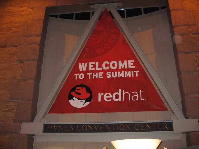 Red Hat Summit 2008