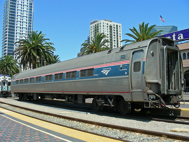 At What Velocity Do Amtrak Trains Travel
